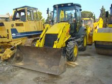 2008 JCB 3CX Rigid Backhoes