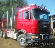 Used SCANIA Short Lo