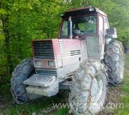 Fiat Forest Tractor Romania