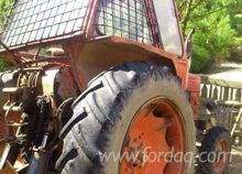 Used Forest Tractor