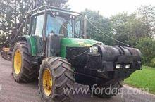 2000 John Deere Forest Tractor