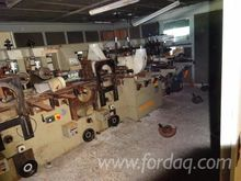 Used Moulding Machin