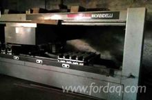 Used Morbidelli CNC