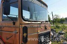 Saviem Truck - Lorry Romania