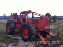 1972 Timberjack 240 Articulated
