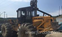 John Deere Forest Tractor Roman
