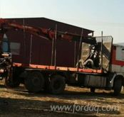 Scania Short Log Truck Romania