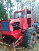 Forest Tractor in Romania