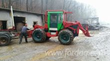 1996 MB-TRACK Forest Tractor Ro