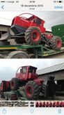 2008 Man Forest Tractor Romania