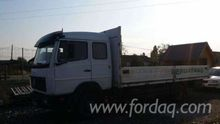 1996 Mercedes Truck - Lorry Rom