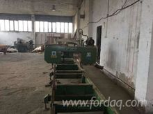 Pezzolato Log Band Saw Horizont