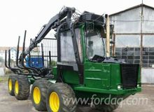 Mini Bruunett Forwarder Romania