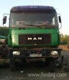 1995 Man Short Log Truck Romani
