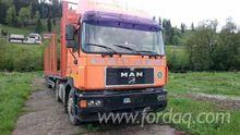 MAN Truck - Lorry Romania