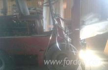 Forklift in Romania