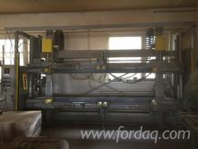 2000 HESS AUTOMATIC FRAME PRESS