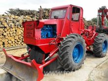 2004 Articulated Skidder Romani