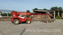 1991 Manitou Trailer Tractor Ro