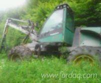 1989 Timberjack Harvester in Sl