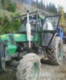 1983 Deutz Fahr Forest Tractor