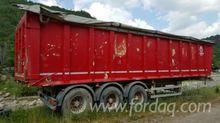 2010 Jumbo Semitrailer Romania