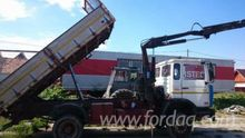 Used Renault Truck -