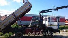 Renault Truck - Lorry in Romani