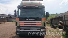 1997 Scania Truck - Lorry Roman