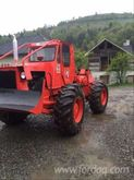 IRUM Articulated Skidder Romani