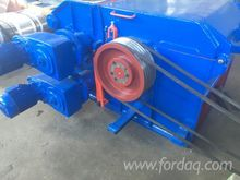2004 Ferrari Drum Chipper, Broy