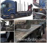 2009 SCANIA Longlog Truck in Ro
