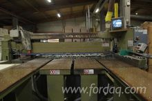 1991 GIBEN Horizontal Panel Saw