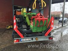 2007 Jensen Wood chipper A141Di