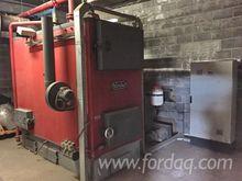 2004 BINDER, Boiler plant 400 k