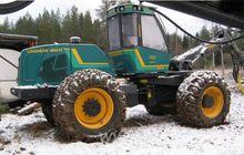 2010 Logman 801H 801H Harvester