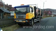 Used Scania Longlog