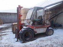 DESTA Forklift Romania