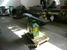 ITALIA Surface Planer - Side Ro