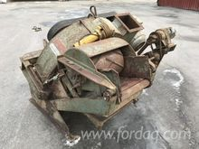 1982 BRUKS 1200 M Wood Chipper