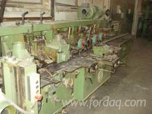 1980 Weining Moulding Machines