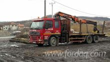 Used Short Log Truck