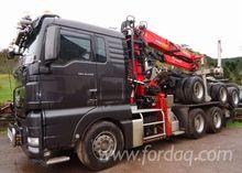 Used 2010 Scania/Man