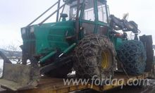 2003 NOE Forest Tractor Romania