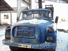 Tatra Short Log Truck Romania