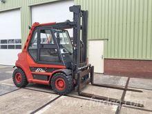 2000 LINDE H50D Diesel Forklift