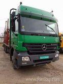 2003 Mercedes Short Log Truck R