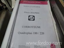 HOFFMANN 180 planer, H+K Quadro