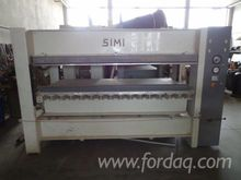 1990 SIMI Hot press 2500x1300mm