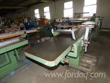 UTIS D52 jointer machine